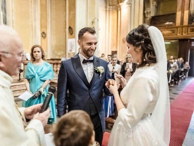 Il matrimonio di Fabio e Laura a Meina, Novara 42