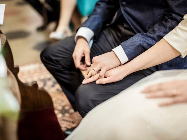Il matrimonio di Fabio e Laura a Meina, Novara 43