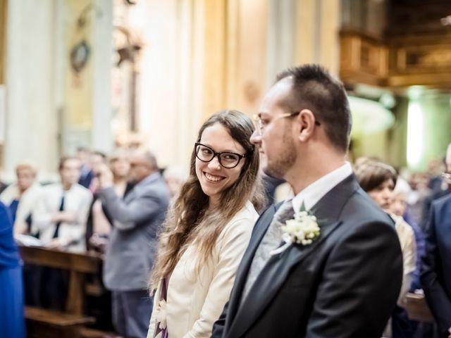 Il matrimonio di Fabio e Laura a Meina, Novara 44