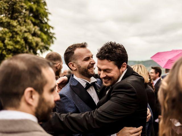 Il matrimonio di Fabio e Laura a Meina, Novara 50