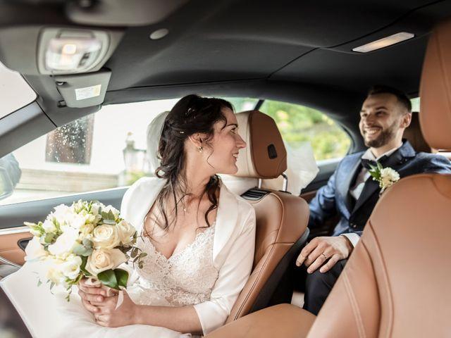 Il matrimonio di Fabio e Laura a Meina, Novara 51