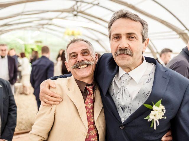 Il matrimonio di Fabio e Laura a Meina, Novara 55