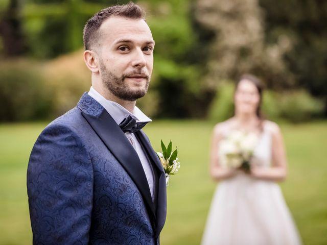 Il matrimonio di Fabio e Laura a Meina, Novara 57