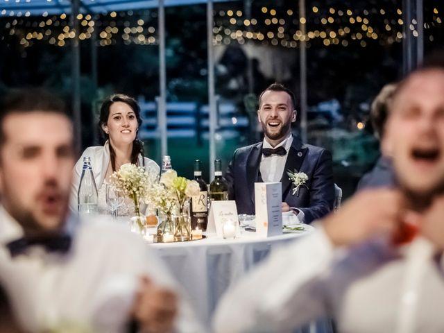Il matrimonio di Fabio e Laura a Meina, Novara 73