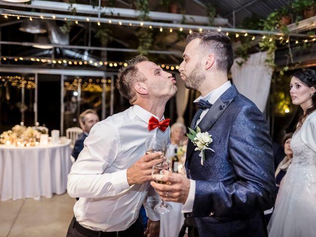 Il matrimonio di Fabio e Laura a Meina, Novara 77