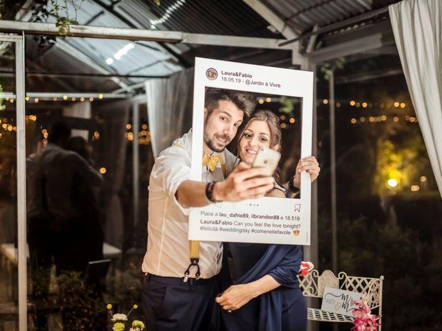 Il matrimonio di Fabio e Laura a Meina, Novara 78