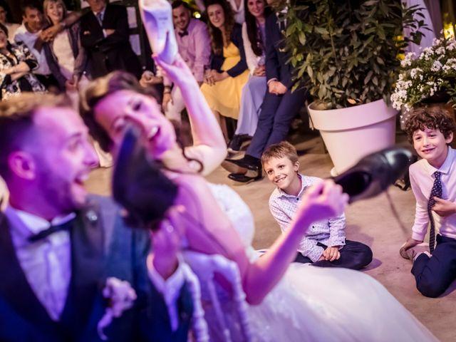 Il matrimonio di Fabio e Laura a Meina, Novara 82