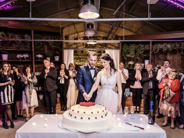 Il matrimonio di Fabio e Laura a Meina, Novara 2