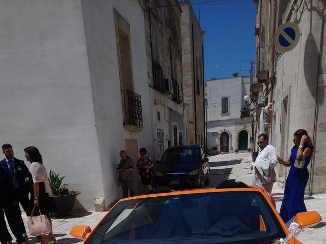 Il matrimonio di Francesco  e Francesca a Maruggio, Taranto 1