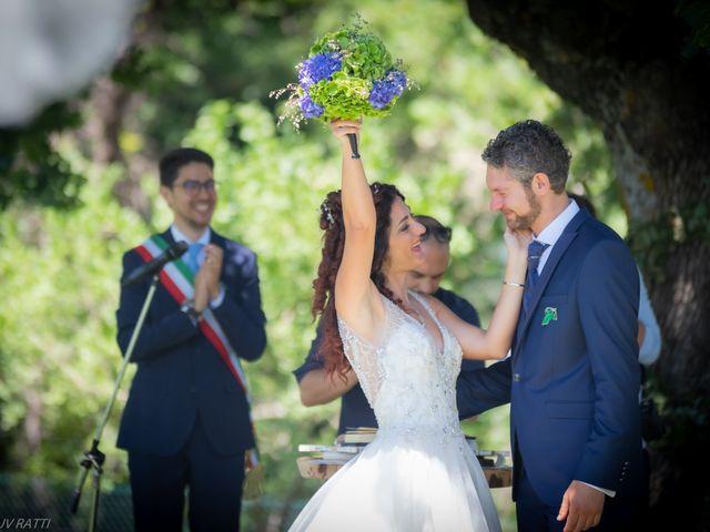 Il matrimonio di Filippo e Laura a Fano, Pesaro - Urbino 1