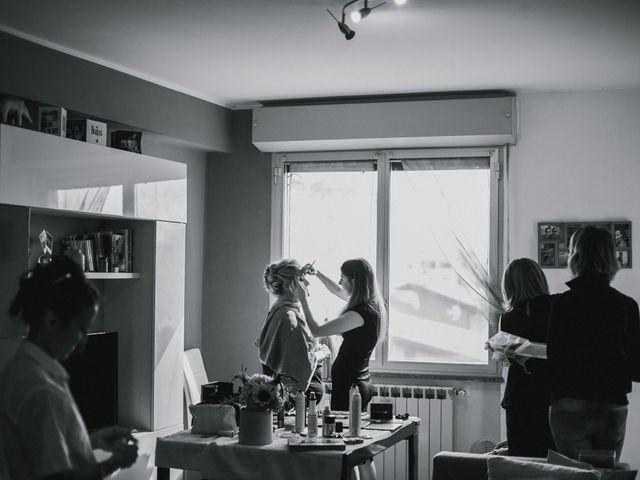 Il matrimonio di Simone e Manuela a Arona, Novara 13