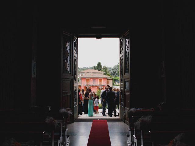 Il matrimonio di Simone e Manuela a Arona, Novara 37