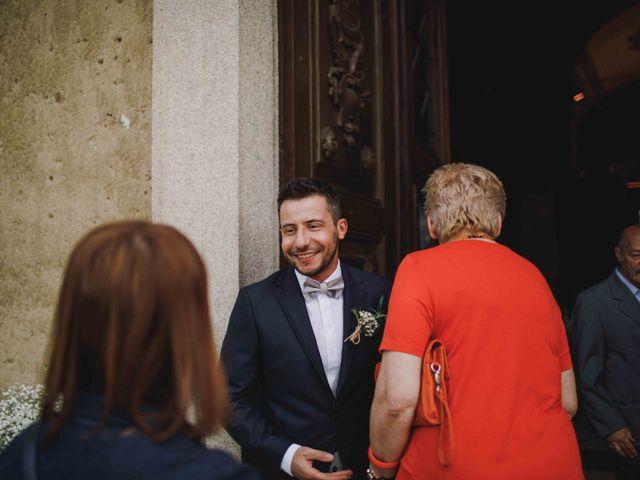 Il matrimonio di Simone e Manuela a Arona, Novara 38