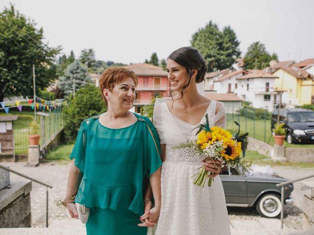 Il matrimonio di Simone e Manuela a Arona, Novara 44