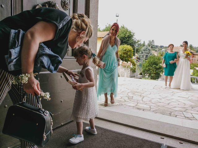 Il matrimonio di Simone e Manuela a Arona, Novara 45