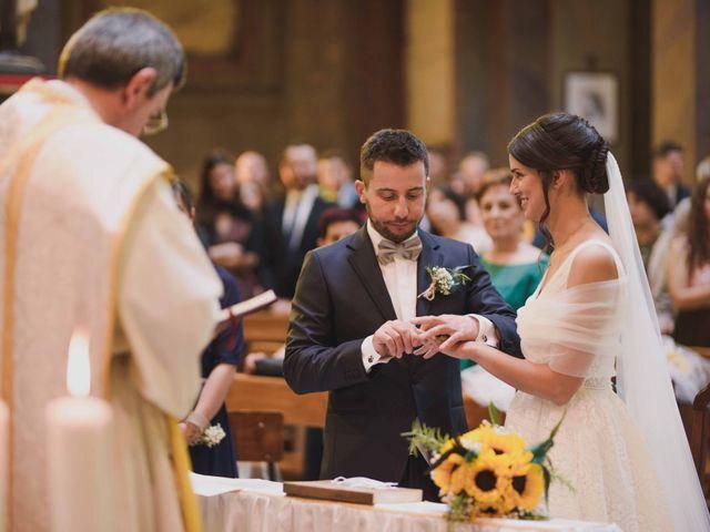 Il matrimonio di Simone e Manuela a Arona, Novara 47