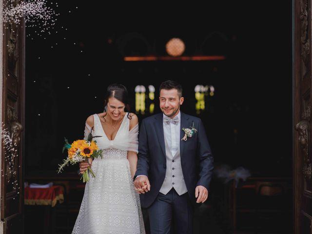 Il matrimonio di Simone e Manuela a Arona, Novara 54