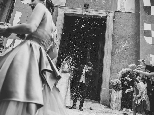Il matrimonio di Simone e Manuela a Arona, Novara 56