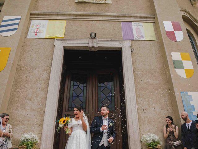 Il matrimonio di Simone e Manuela a Arona, Novara 57