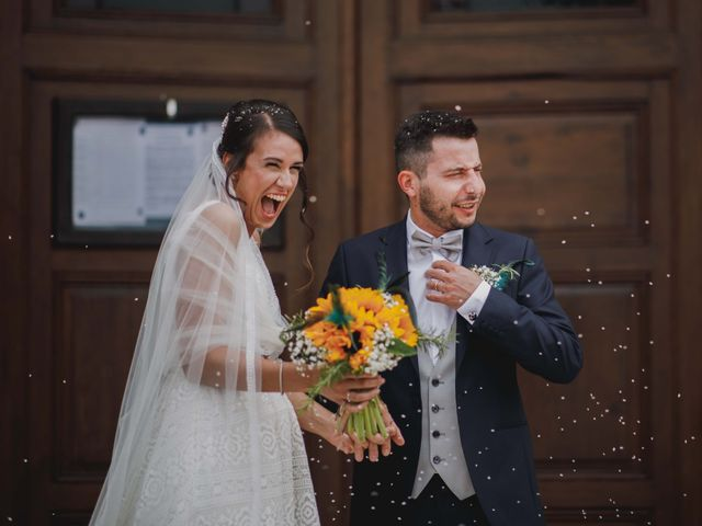 Il matrimonio di Simone e Manuela a Arona, Novara 58