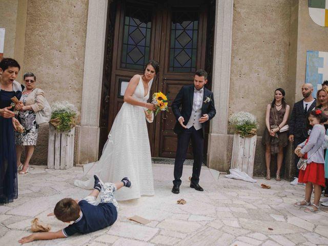 Il matrimonio di Simone e Manuela a Arona, Novara 59