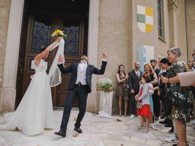 Il matrimonio di Simone e Manuela a Arona, Novara 61