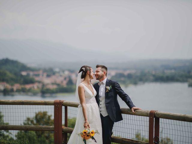 Il matrimonio di Simone e Manuela a Arona, Novara 70