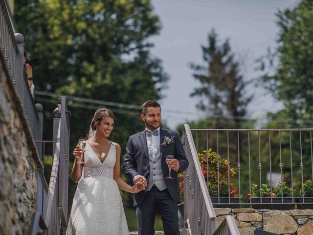Il matrimonio di Simone e Manuela a Arona, Novara 91