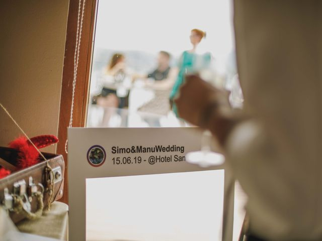 Il matrimonio di Simone e Manuela a Arona, Novara 99