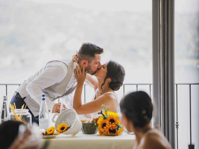 Il matrimonio di Simone e Manuela a Arona, Novara 114