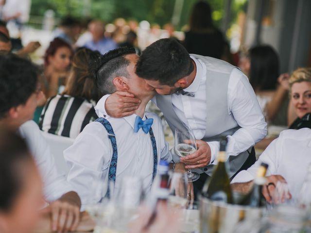 Il matrimonio di Simone e Manuela a Arona, Novara 120