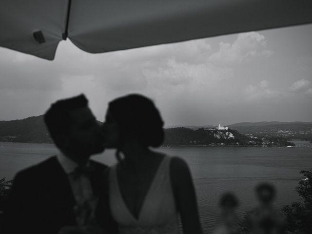 Il matrimonio di Simone e Manuela a Arona, Novara 147