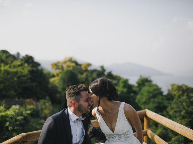 Il matrimonio di Simone e Manuela a Arona, Novara 156
