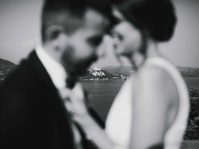 Il matrimonio di Simone e Manuela a Arona, Novara 2