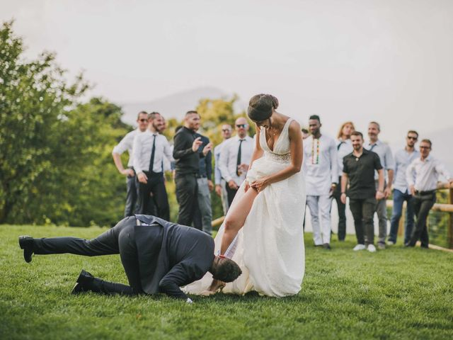 Il matrimonio di Simone e Manuela a Arona, Novara 165