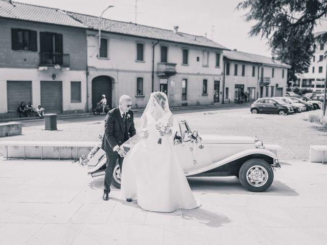 Il matrimonio di Tom e Sofia a Giussano, Monza e Brianza 15