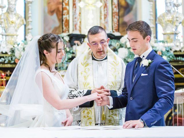 Il matrimonio di Tom e Sofia a Giussano, Monza e Brianza 17