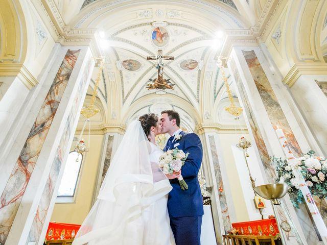 Il matrimonio di Tom e Sofia a Giussano, Monza e Brianza 19