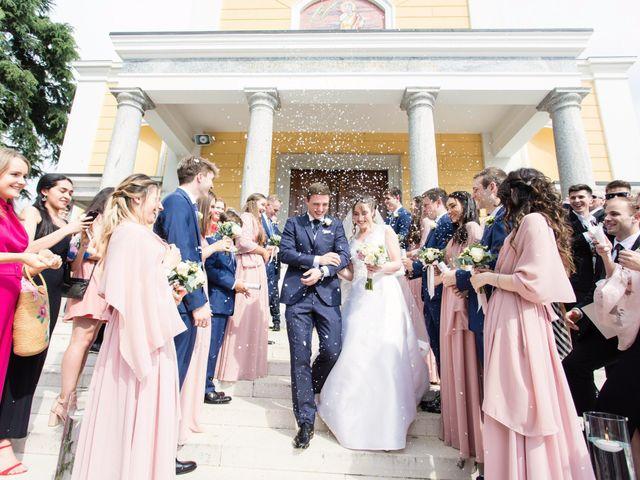 Il matrimonio di Tom e Sofia a Giussano, Monza e Brianza 20