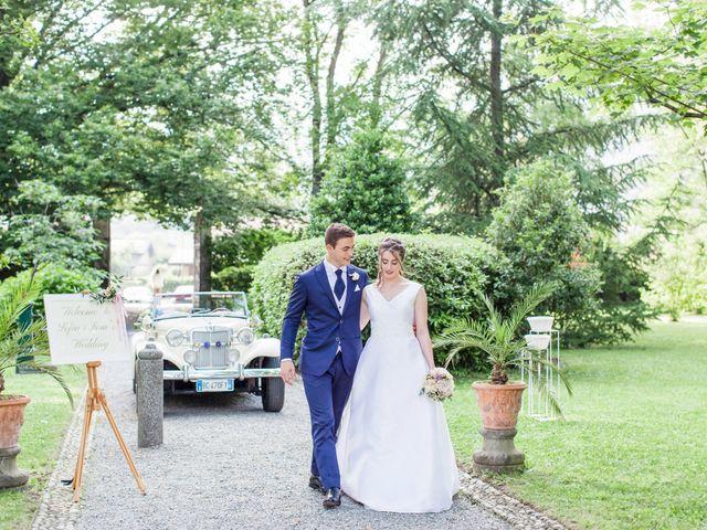 Il matrimonio di Tom e Sofia a Giussano, Monza e Brianza 24