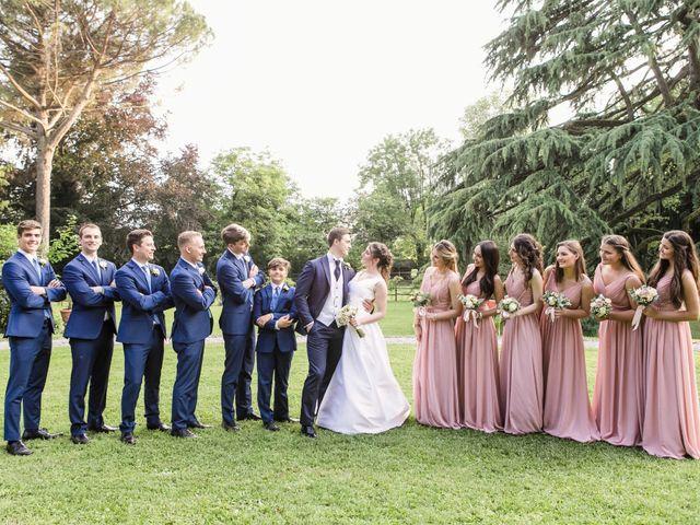 Il matrimonio di Tom e Sofia a Giussano, Monza e Brianza 35