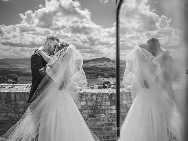 Il matrimonio di Filippo e Maria Chiara a Macerata, Macerata 1