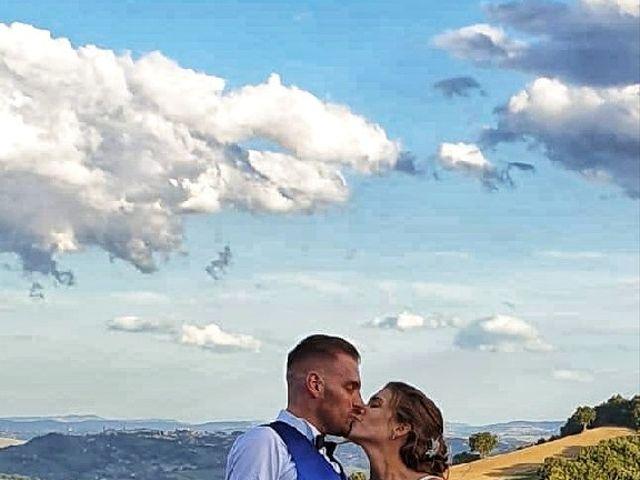 Il matrimonio di Filippo e Maria Chiara a Macerata, Macerata 7