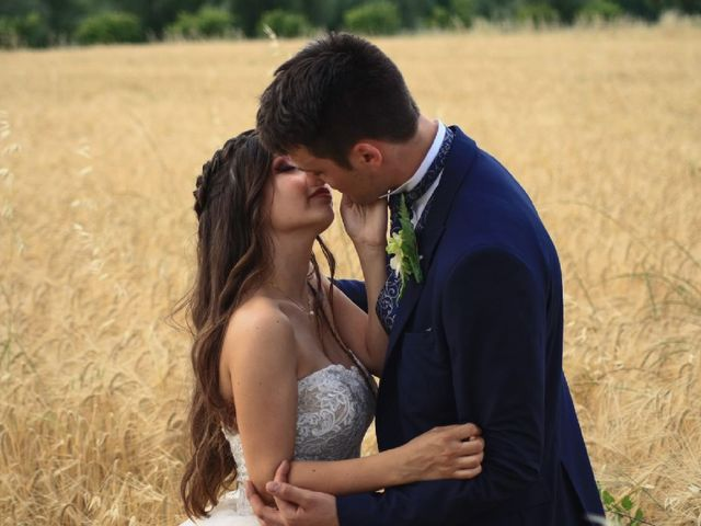 Le nozze di Sharon e Mauro