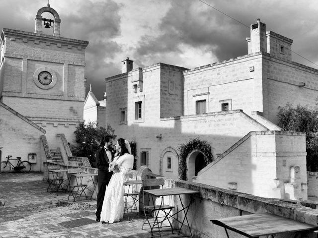 Le nozze di Ilaria e Gianvito