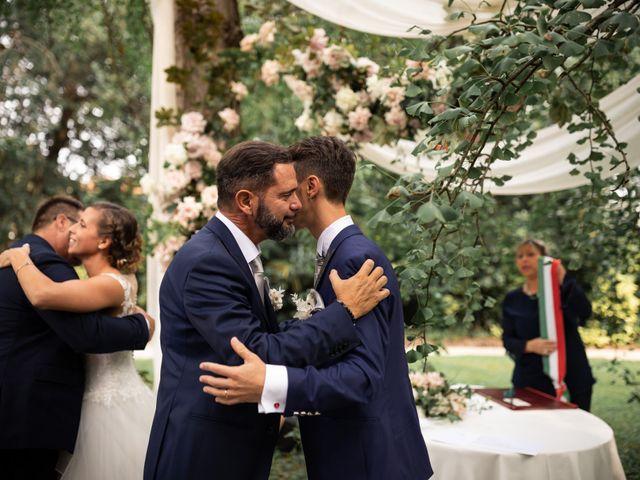 Il matrimonio di Jacopo e Ilary a Mogliano Veneto, Treviso 91