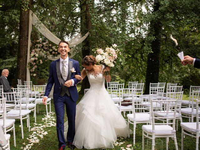 Le nozze di Ilary e Jacopo