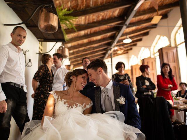 Il matrimonio di Jacopo e Ilary a Mogliano Veneto, Treviso 156