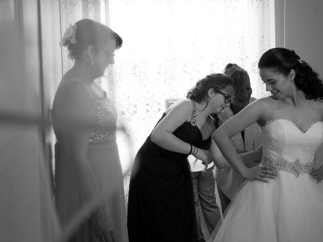 Il matrimonio di Mattia e Madalina a Canzo, Como 20