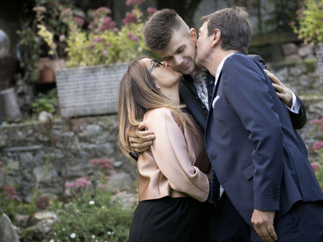 Il matrimonio di Mattia e Madalina a Canzo, Como 27